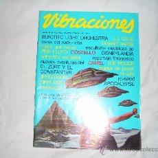 Revistas de música - VIBRACIONES Nº 64: PINK FLOYD. ELECTRIC LIGHT ORCHESTRA. COSTELLO. DR.ZORTJ.J.CALE - 26624455