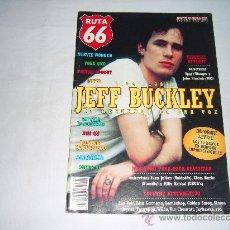 Revistas de música: RUTA 66 Nº 131, SEPTIEMBRE 1997. JEFF BUCKLEY. YOKO ONO. STEVIE WONDER. PREFAB SPROUT. DOVER. IVAN J. Lote 104096986
