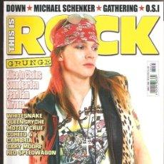 Magazines de musique: THIS IS ROCK 24. Lote 27233018