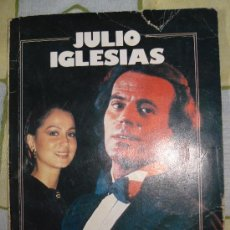 Revistas de música: JULIO IGLESIAS - ESTA ES MI VIDA ( OBSEQUIO REVISTA GARBO ). Lote 27607356