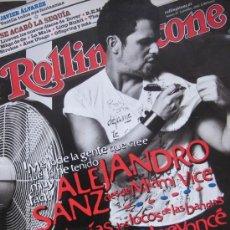 Revistas de música: ROLLING STONE - Nº 47 / 2003 - ALEJANDRO SANZ - BEYONCÉ. Lote 128275606