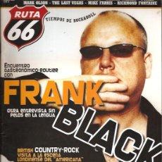 Revistas de música: RUTA 66 242. Lote 27869505
