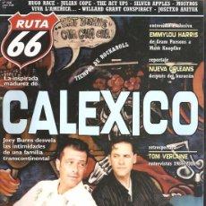 Revistas de música: RUTA 66 Nº 228. Lote 27940895