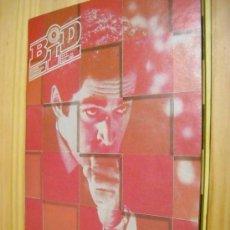 Revistas de música: BID BOLETIN INFORMATIVO DISCOPLAY Nº59 ABRIL 1989. Lote 28663618