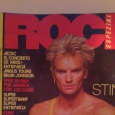 Revistas de música: REVISTA .ROCK ESPEZIAL.Nº17.AÑO 83. Lote 29074332