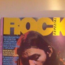 Revistas de música: REVISTA .ROCK ESPEZIAL.Nº8.AÑO 82.. Lote 29074375