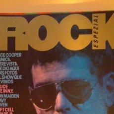 Revistas de música: REVISTA .ROCK ESPEZIAL.Nº7.AÑO 82.. Lote 29074377