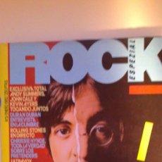 Revistas de música: REVISTA .ROCK ESPEZIAL.Nº5.AÑO 82.. Lote 29074380
