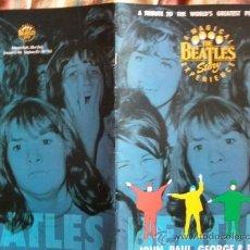 Revistas de música: REVISTA DEL MUSEO DE LIVERPOOL DEDICADO A LOS BEATLES VER FOTOS ADICIONALES. Lote 29601342