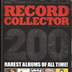 Revistas de música: RECORD COLLECTOR 355. Lote 71407206