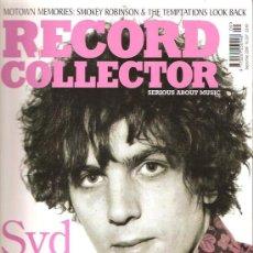 Revistas de música: RECORD COLLECTOR 327. Lote 29826289