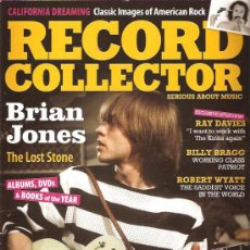 Revistas de música: RECORD COLLECTOR 345. Lote 29826307