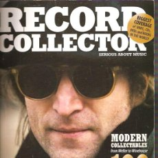 Revistas de música: RECORD COLLECTOR 347. Lote 29826315