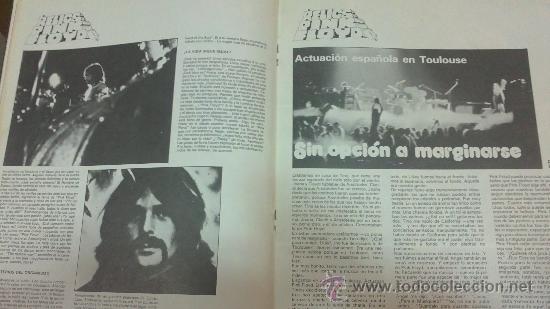 Revistas de música: &REVISTA VIBRACIONES--( CLAPTON,PATTI SMITH..Y..MAS)-AÑO1976, Nº 26, - Foto 3 - 30219758