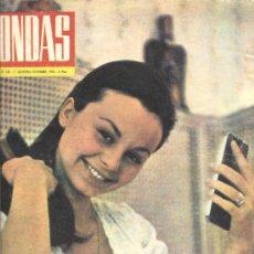 Revistas de música: REVISTA ONDAS // AÑO 1964 // INTERIOR ( BEATLES ) 2 PAGINAS CON FOTOS -PUBLICAN SUS CARTAS DE AMOR. Lote 30149405
