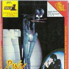 Revistas de música: POPULAR 1 ESPECIAL PINK FLOYD . Lote 30595220
