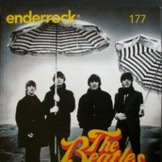 Revistas de música: REVISTA ENDERROCK THE BEATLES HOMENATGE A CATALUNYA. Lote 30843973