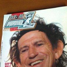 Revistas de música: &-REVISTA-POPULAR 1-(Nº404).KEITH RICHARDS,MEGADETH,Y MAS..(ESTADO DE COLECCION). Lote 31221417