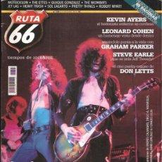 Revistas de música: RUTA 66 244. Lote 31160293