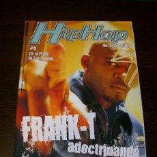 Revistas de música: HIP HOP NATION Nº 19 - EDICIÓN CASTELLANO - INCLUYE CD EL FLOW DE LAS PALMAS. Lote 31557270