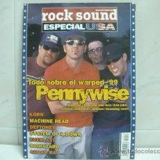 Revistas de música: ROCK SOUND -REVISTA -Nº ESPECIAL USA. Lote 173958675