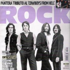 Revistas de música: THE BEATLES PORTADA DE THIS IS ROCK N.78-DICIEMBRE 2010. Lote 33315920