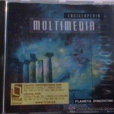 Revistas de música: ENCICLOPEDIA MULTIMEDIA PLANETA D´AGOSTINI. Lote 33811242