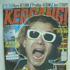 Revistas de música: KERRANG! Nº 643 ABR 1997. Lote 33973314
