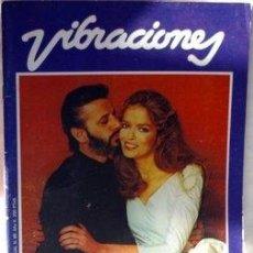 Revistas de música: VIBRACIONESN.89 POR RINGO STARR EX-THE BEATLES. Lote 33986915