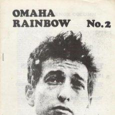 Revistas de música: OMAHA RAINBOW Nº 2 1974 REVISTA INGLESA ORIGINAL. Lote 34161616
