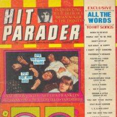 Revistas de música: HIT PARADER DICIEMBRE 1968 EDICIÓN AMERICANA ORIGINAL ROLLIN STONES NILSON TIM HARDIN. Lote 34217931