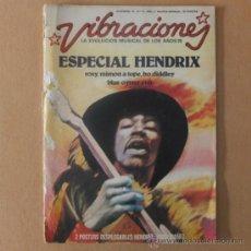 Revistas de música - vibraciones-la evolucion musical de los 70-especial hendrix-del 75 - 34733463