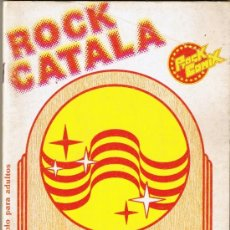 Revistas de música: ROCK CATALÀ - 1976 - SISA-SECTA SÓNICA-TOTI SOLER-PAU RIBA-DHARMA-ICEBERG-MIRASOL-ORIOL TRAMVIA. Lote 34863284