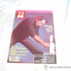 Revistas de música: RUTA 66 Nº 40. MINK DE VILLE, LOS BOMBARDEROS, SLADE, CEREBROS EXPRIMIDOS. Lote 104096648