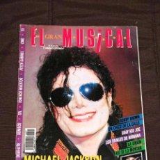 Revistas de música: EL GRAN MUSICAL Nº371 1992 MICHAEL JACKSON EN ESPAÑA NIRVANA COLECCION . Lote 35065452
