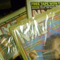 Revistas de música: LOTE 10 REVISTAS NEW MUSICAL EXPRESS 1990-1995. Lote 35373011