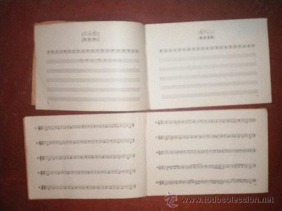 Revistas de música: Metodo de caligrafia musical por Ricardo Dorado Cauderno A y B - Foto 4 - 35388688