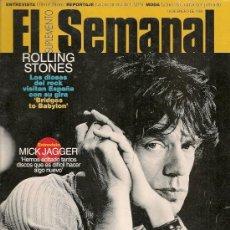 Revistas de música - ROLLING STONES MICK JAGGER DOS REVISTAS - 35615135