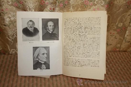 Revistas de música: 2434- LOTE DE 45 PROGRAMAS DE LA ORQUESTA MUNICIPAL DE BARCELONA Y TEMPORADAS DE CONCIERTOS. - Foto 4 - 35634911