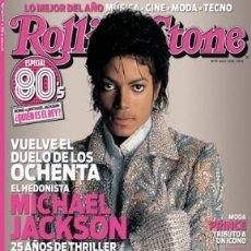 Revistas de música: MICHAEL JACKSON /REVISTA ROLLING STONES ENERO 2008/. Lote 14487802