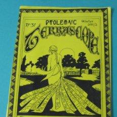 Revistas de música: PTOLEMAIC TERRASCOPE. Nº 31. WINTER 2001/2. Lote 35939212