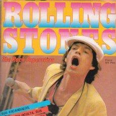 Revistas de música - ROLLING STONES, THE ROCK SUPERSTARS, AÑO 1982 - 36148553