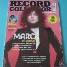Revistas de música: RECORD COLLECTOR. Nº 324. JUNE 2006. MARC BOLAN. Lote 36167768