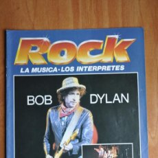 Revistas de música: 6 PRIMEROS NÚMEROS DEL COLECCIONABLE ROCK, LA MÚSICA, LOS INTERPRETES. Lote 36252309