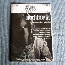 Revistas de música: FANZINE ASHES Nº 2 2008 ELECTRO GOTHIC. Lote 36415167