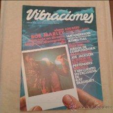 Revistas de música: VIBRACIONES Nº 69. Lote 36529521