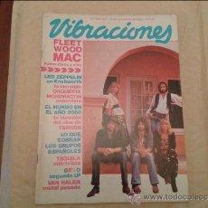 Revistas de música: VIBRACIONES Nº 61. Lote 36529575