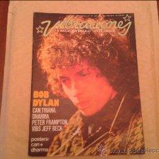 Revistas de música: VIBRACIONES Nº 27. Lote 36529671