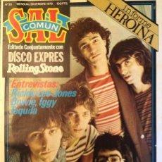 Revistas de música - Revista musical SAL COMUN, nº23,diciembre 1979 - 36595413