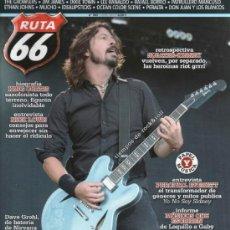 Musikzeitschriften - RUTA 66 N. 303 ABRIL 2013 - EN PORTADA: SOUND CITY (NUEVA) - 37469940